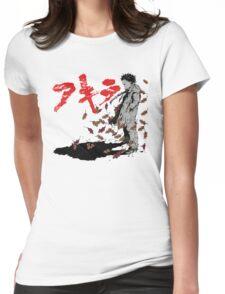 Tetsuo Shima Womens Fitted T-Shirt