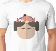 Princess Leia Kahlo Unisex T-Shirt