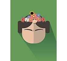 Princess Leia Kahlo Photographic Print