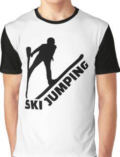 Ski jumping Graphic T-Shirt