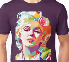 Marilyn fluo edition Unisex T-Shirt