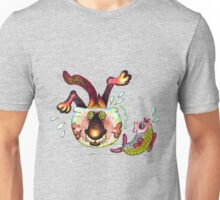 Mishap? Or Fishhap? Unisex T-Shirt