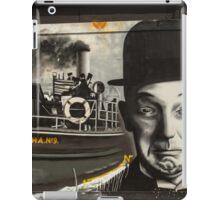 Glasgow Mural iPad Case/Skin