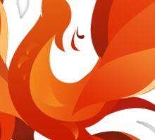 Phoenix Sticker Sticker