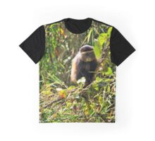 """""""Who is he?"""" Graphic T-Shirt"""