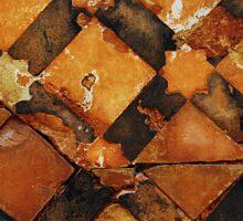 Terracotta Tiles Sticker