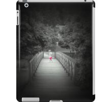 Lonely    ...bridge iPad Case/Skin