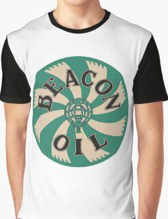 Vintage Beacon Oil Graphic T-Shirt