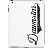 Skyrim Dawnstar Distressed Sports Lettering iPad Case/Skin