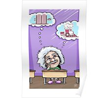 Einstein - Lil Scientists Poster