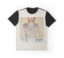 Taylor Swift 1989 Graphic Graphic T-Shirt