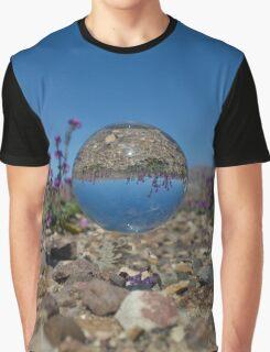Strange Sighting in Death Valley Graphic T-Shirt