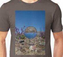 Strange Sighting in Death Valley Unisex T-Shirt