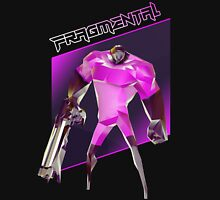 FRAGMENTAL PINK CHARACTER BY RUFFIAN GAMES Unisex T-Shirt