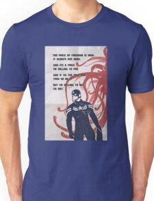 WS quote Unisex T-Shirt