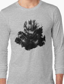 Master Chief Fragmented Long Sleeve T-Shirt