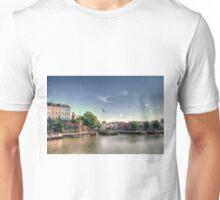Gulls at the Docks Unisex T-Shirt
