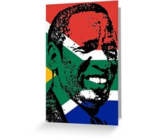Griffiths Mxenge (Flag) Greeting Card