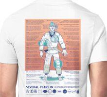 BJJ - Several Years In - Orange Unisex T-Shirt
