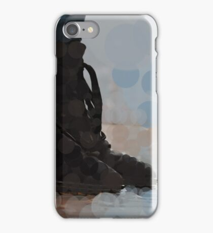 Get Out iPhone Case/Skin