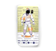 BJJ - Several Years In - Yellow Samsung Galaxy Case/Skin