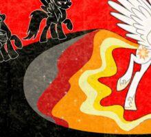 Soviet Celestia Sticker