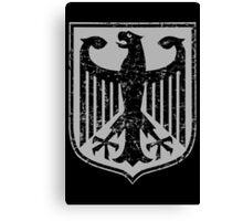 German Canvas Print