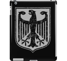 German iPad Case/Skin