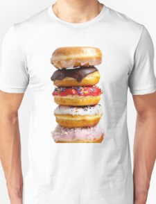 DONUT STACK Unisex T-Shirt
