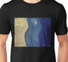 The Sky that Vincent Saw Unisex T-Shirt