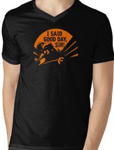 DOTA 2: AXE, I SAID GOOD DAY SIR Mens V-Neck T-Shirt