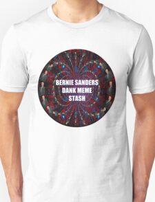 Bernie Sanders Dank Meme Stash  T-Shirt