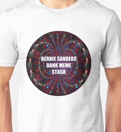 Bernie Sanders Dank Meme Stash  Unisex T-Shirt