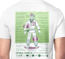 BJJ - Several Years In - Green Unisex T-Shirt