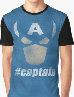 #captain Graphic T-Shirt