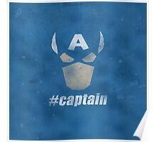 #captain Poster