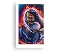 Harry Potter - Dumbledore - Famous People Canvas Print