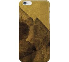 modern abstract painting art design iPhone Case/Skin