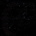 Night Sky, Orion by MaeBelle