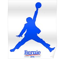 Slam Dunk Bernie 2016 Poster