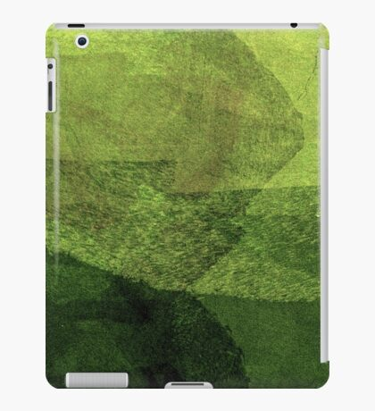 Cool, unique modern abstract painting art design iPad Case/Skin