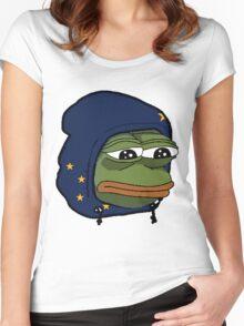 Alaska Pepe Women's Fitted Scoop T-Shirt