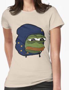 Alaska Pepe Womens Fitted T-Shirt