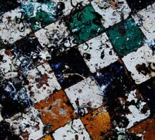 Moroccan Tiles 2 Sticker