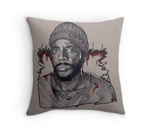 Tyrese - TWD Throw Pillow