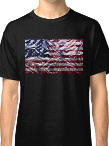 American flag Classic T-Shirt