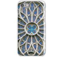 Rosace Gothic vrsac church  iPhone Case/Skin