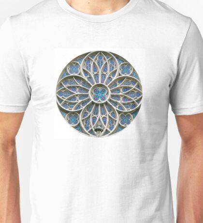 Rosace Gothic vrsac church  Unisex T-Shirt