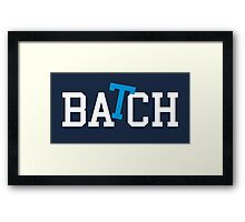BATCH Framed Print