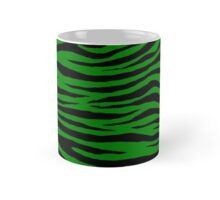 0013 Ao, Green (HTML/CSS Color or Office Tiger Mug